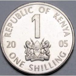 1 shilling 2005