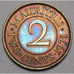 2 cents 1971