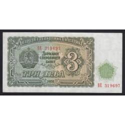 3 leva 1951
