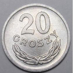 20 groszy 1969