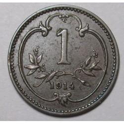 1 heller 1914