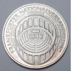 5 mark 1973 G - National Assembly of Frankfurt