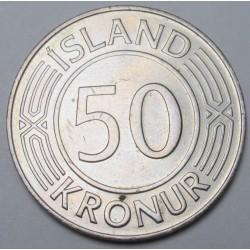 50 kronur 1978