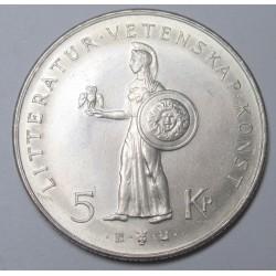 5 kronor 1962 - Gustav VI Adolf