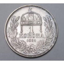 1 korona 1894