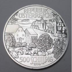 500 schilling 1996 - Miller