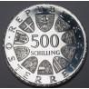 500 schilling 1981 - Der Verduner Altar ist 800 Jahre alt