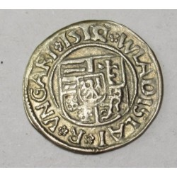 Vladislaus II. denar 1514 KG