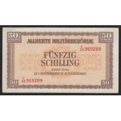 50 schilling 1944