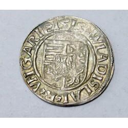 Vladislaus II. denar 1515 KG