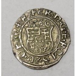 Ferdinand I. denar 1560 KB ÉH 747a