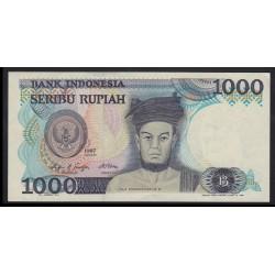 1000 rupiah 1987
