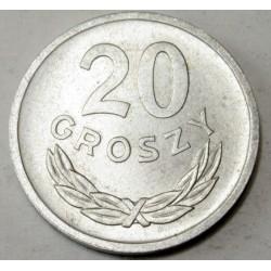 20 groszy 1972