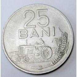 25 bani 1960