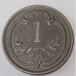 1 heller 1916