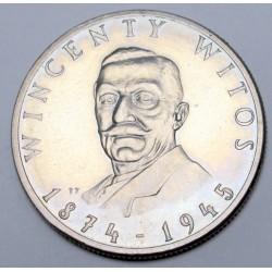 100 zloty 1984 - Wincenty Witos