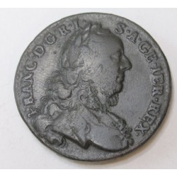 I. Ferenc 1 kreuzer 1762 W