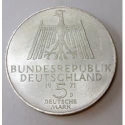 5 mark 1971 D - Albrecht Dürer