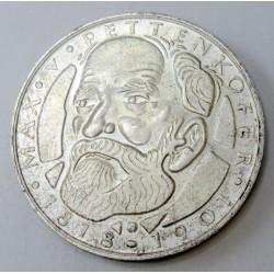 5 mark 1968 D - Max von Pettenkofer