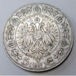 5 korona 1907