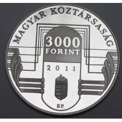 3000 forint 2011 PP - Magyarország EU elnöksége