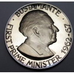 1 dollar 1972 PP - Bustamante miniszterelnök