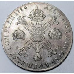 II. József tallér 1784 B