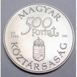 500 forint 1994 - Old Boats Carolina