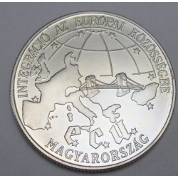 500 forint 1993 - Integration I.