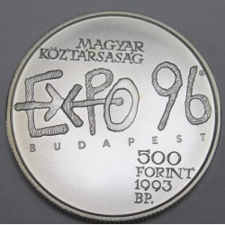 500 forint 1993 - Expo 96