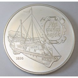 500 forint 1993 - Old boats Árpád