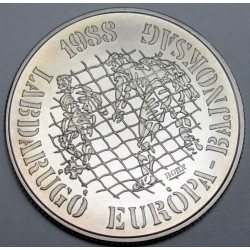 500 forint 1988 - Soccer Europe Championship West Germany