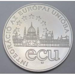 1000 forint 1995 - Integration III.
