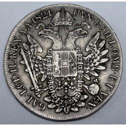 Franz I. thaler 1821 A
