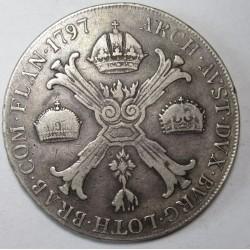Franz I. thaler 1797 C