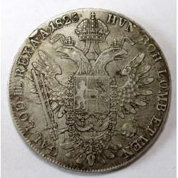 Franz I. thaler 1825 B