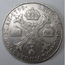 Franz I. thaler 1799 M