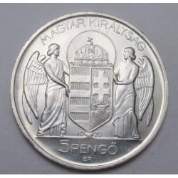 5 pengõ 1939
