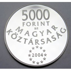 5000 forint 2004 - Accession to the Union