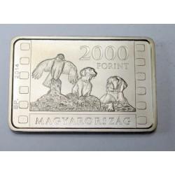 2000 forint 2014 - Homoki-Nagy István