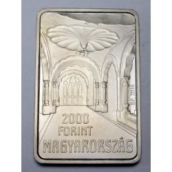 2000 forint 2014 - Lechner Ödön