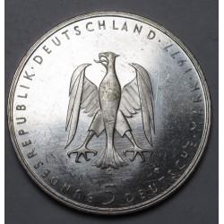 5 mark 1977 G - Heinrich von Kleist