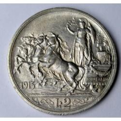 2 lire 1915