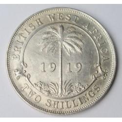 2 shillings 1919
