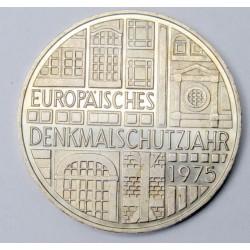 5 mark 1975 F - Europäisches Denkmalschutzjahr