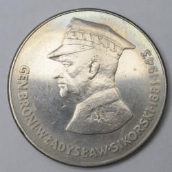 50 zloty 1981 - Sikorski