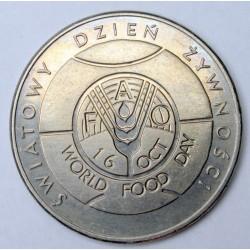 50 zloty 1981 - FAO