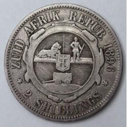 2 shillings 1896
