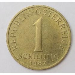 1 schilling 1987