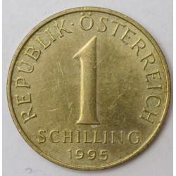 1 schilling 1995